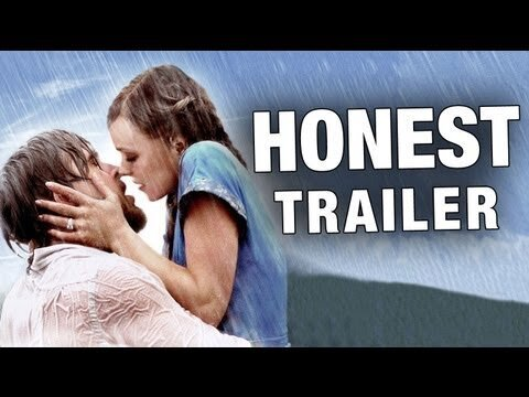 'The Notebook' Finally Gets Honest Trailer Treatment