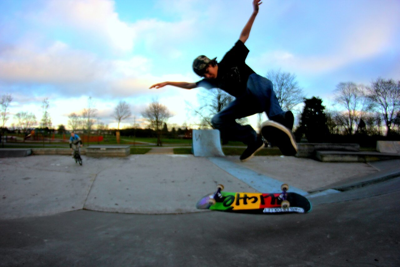 Ready to See Some amazing Skateboard tricks?