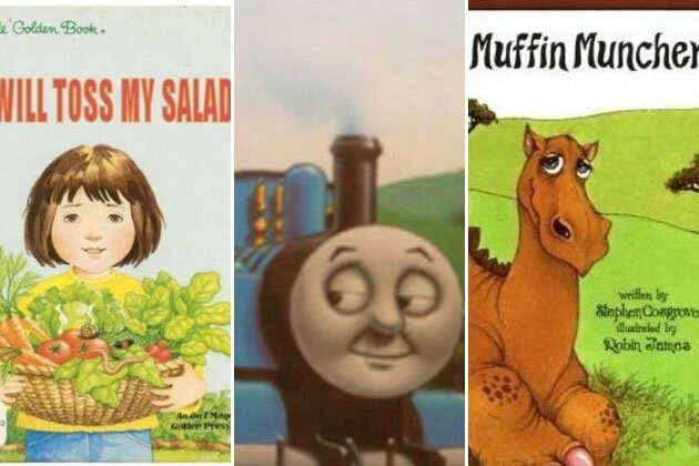 Unintentionally Inappropriate Children's Books