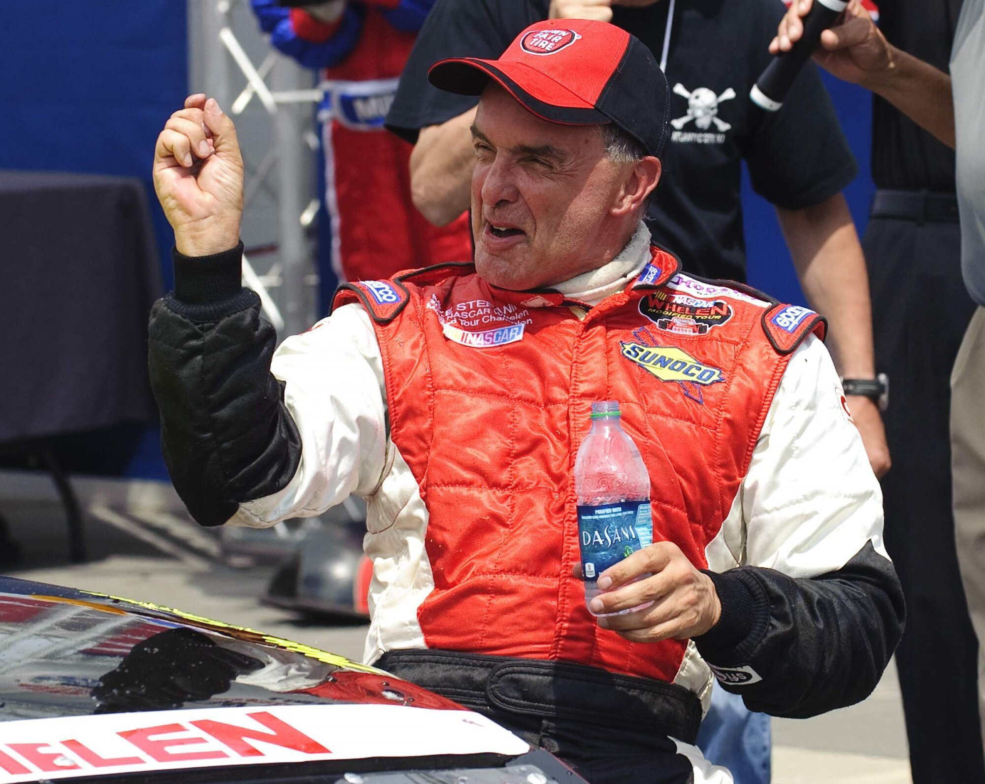 Mike Stefanik Was Pissed off after Battle at the Beach Finish