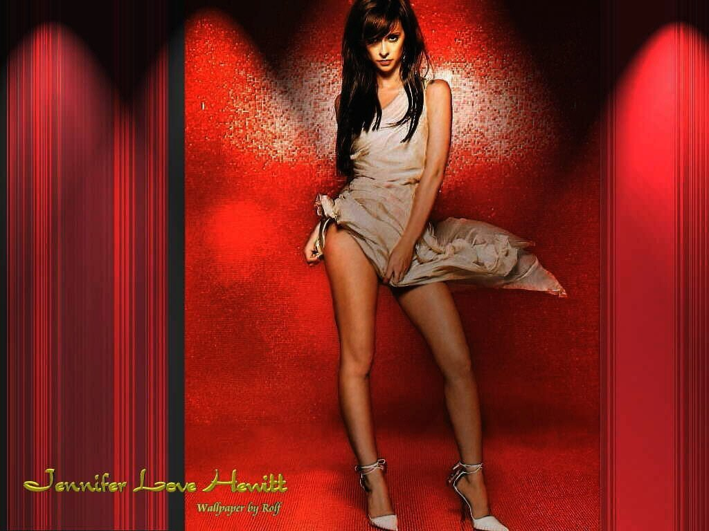 Have You Seen Jennifer-Love-Hewitt's New Music Video? Hott