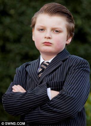 Britain's youngest entrepreneur