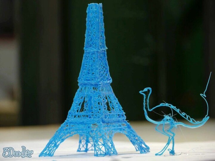 World's First Revolutionary 3D Printing Pen