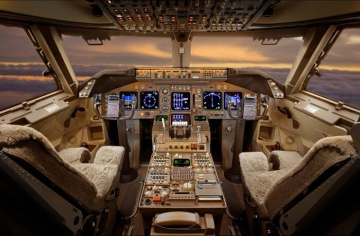 Inside the Most Expensive Private Jets
