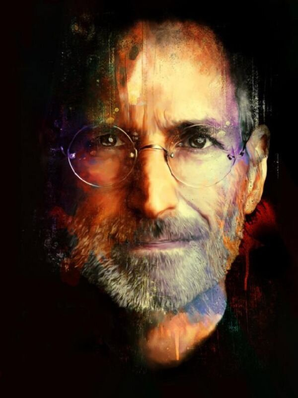 Steve Jobs Fanart