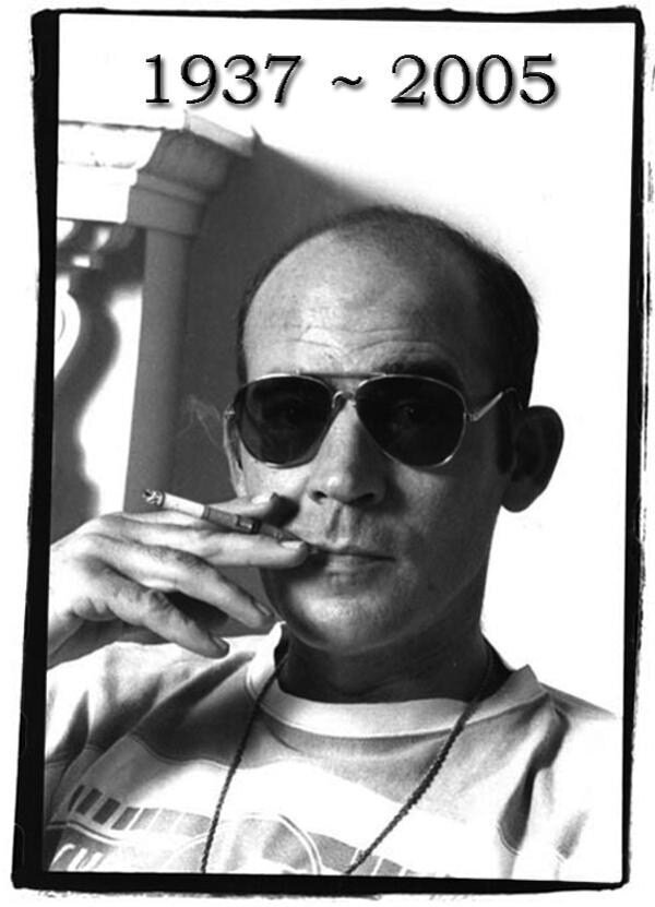 Hunter S. Thompson's Daily Routine Was Insane!