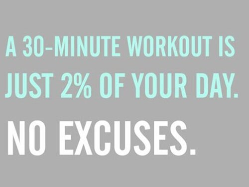 Need A Little Motivation? Take some Time to Relax, the Work Out!