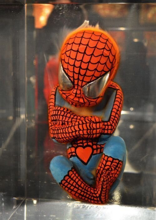 Embryonic Superheroes - Where Cute Meets Creepy