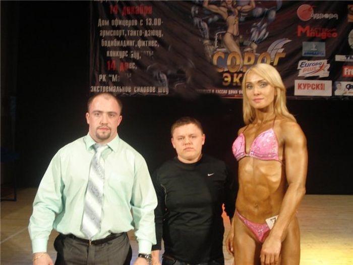 Anna Turaeva - Women's Powerlifting Champion