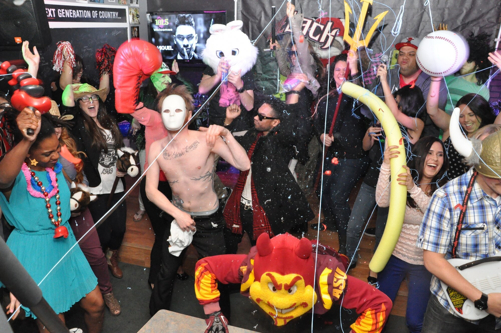 Even The Miami Heat Are Getting In On The Harlem Shake