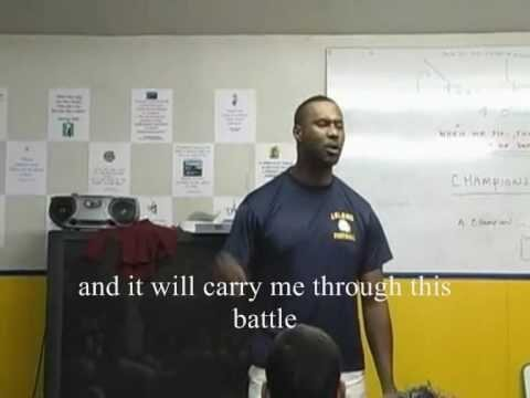 Greatest Motivational Speech Ever? (video)