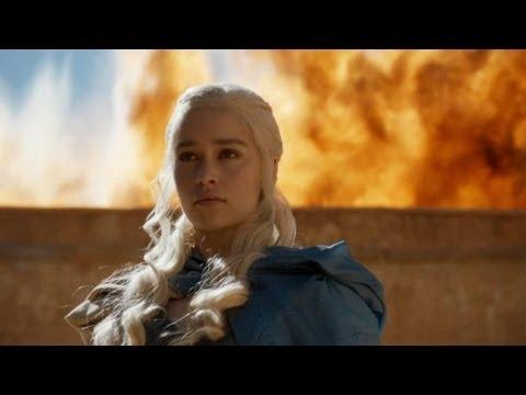 Game Of Thrones Season 3 Trailer Video