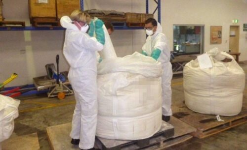 Australian Police Find 1290lbs of Meth!