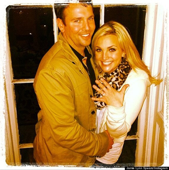 Jamie Lynn Spears is Getting Married!