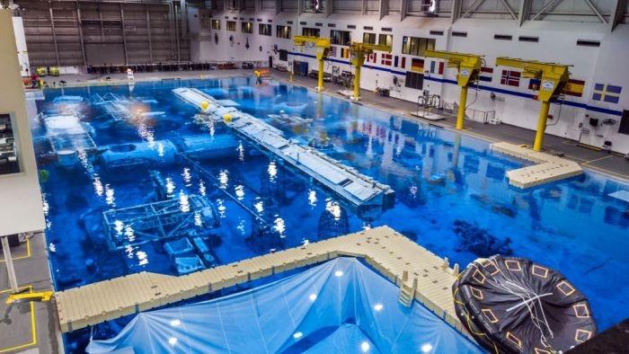 NASA's Pool