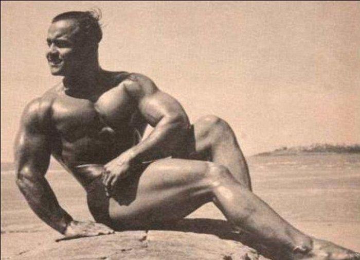 Monohar Aich, Mr. Universe 1952