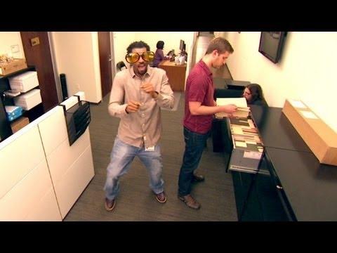 "Conan Stops ""Harlem Shake"" Video"