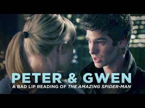 Bad Lip Reading -  The Amazing Spider-Man video