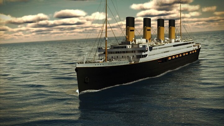 Luxury Titanic II Replica To Cast Off in 2016