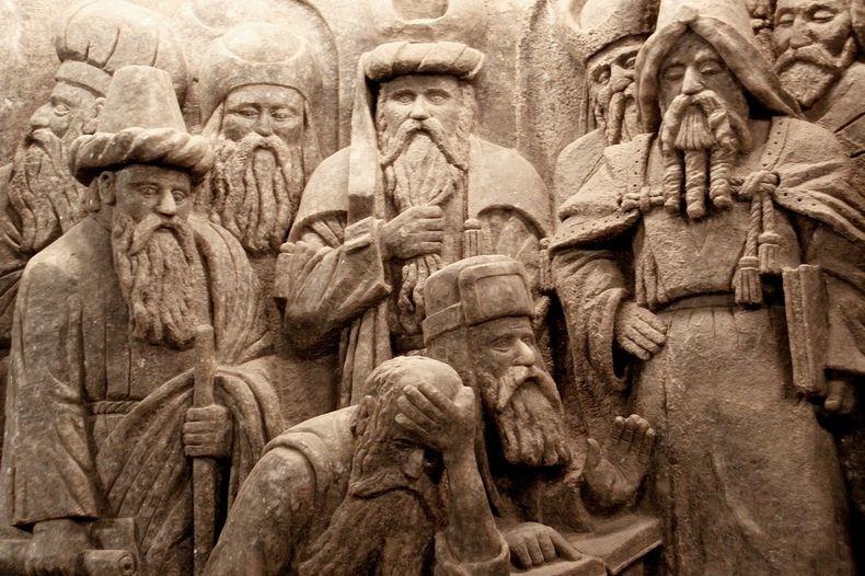 Wieliczka Salt Mine: An Underground Salt Art Gallery