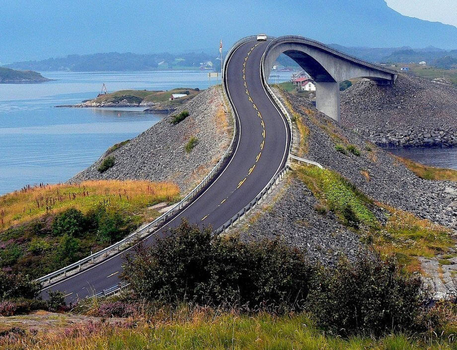 Roads I Would Love To Take A Motorcycle On