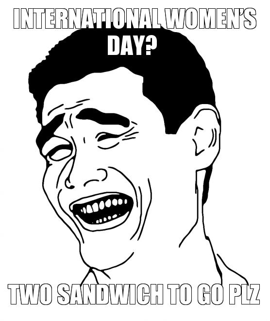 International Women's Day Funnies!