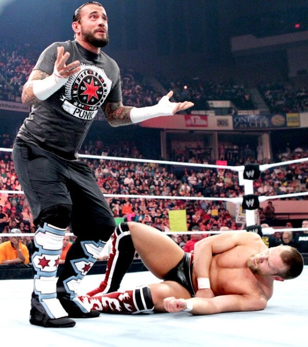 Funniest Wrestling Captures.