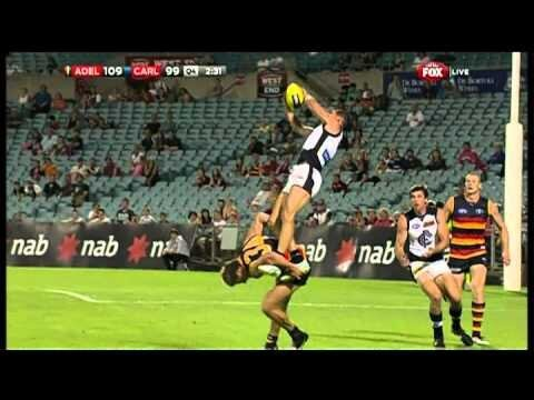 Australian Rugby Player Makes Unbelievable Catch (video)