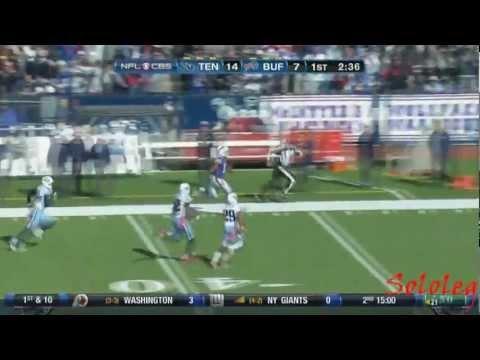NFL's Best Kick Off /Punt Returns Of 2012-2013 Season
