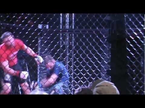 Amateur MMA Fight Ends With Double Knockout