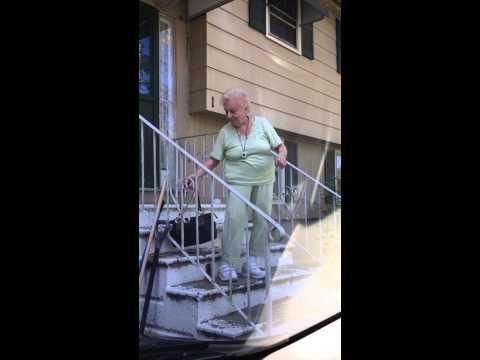 This Grandma Loves To Dance