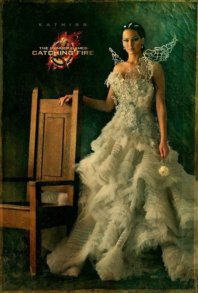 New The Hunger Games: Catching Fire Portraits