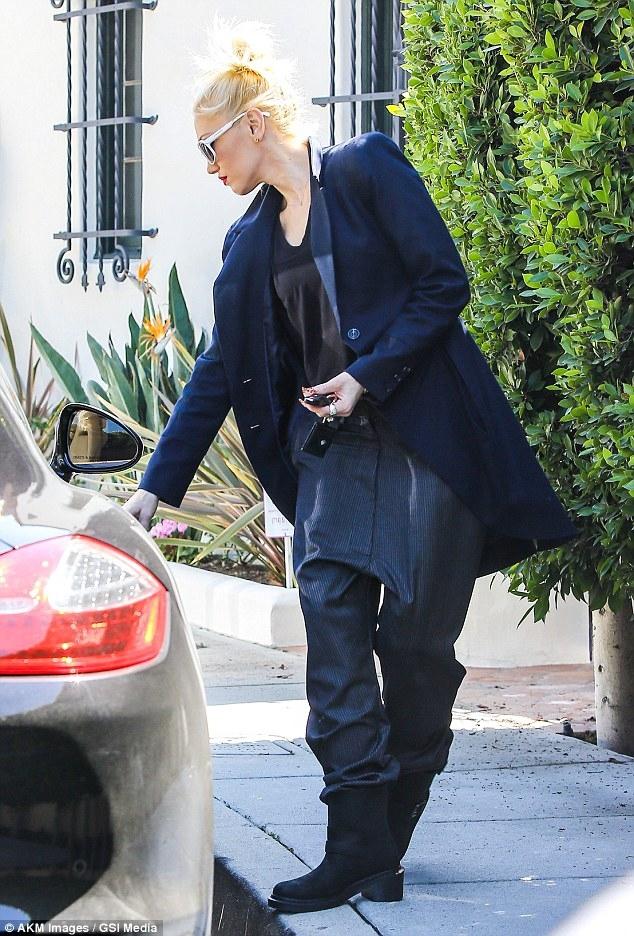 Gwen Stefani Makes a Rare Fashion Misstep