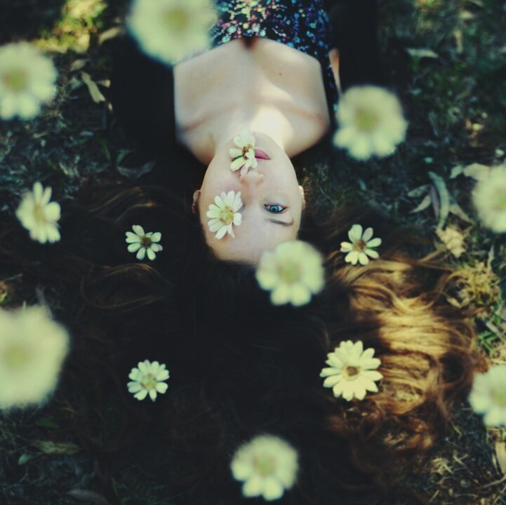 Beautiful and Aching Photos About Finding Yourself