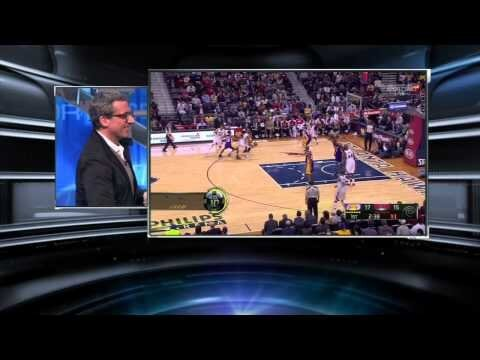 "Brick Tamland Of ""Anchorman"" Calls The Top 10 Plays On Sportscenter"