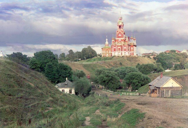 Russia in Color, More Than Century Ago