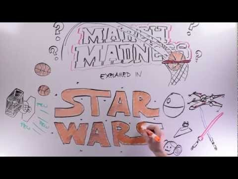 March Madness Explained With Star Wars