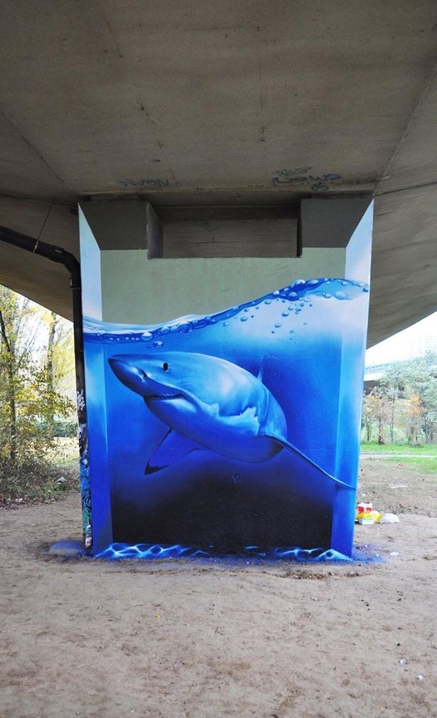 Mind Blowing Awesome Graffiti