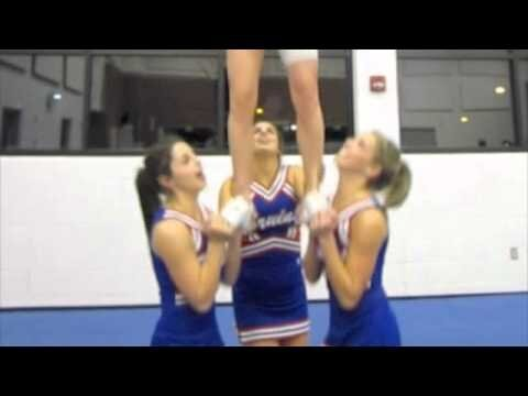 Cheerleading Fails And Face Plants