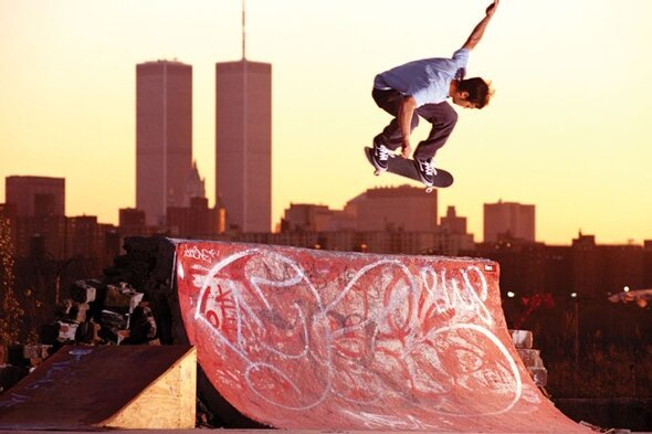 Skateboarder Josh Maready Go Pro Camera Tour Of New York