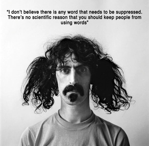 Video Classic: Frank Zappa On Censorship In The 80's