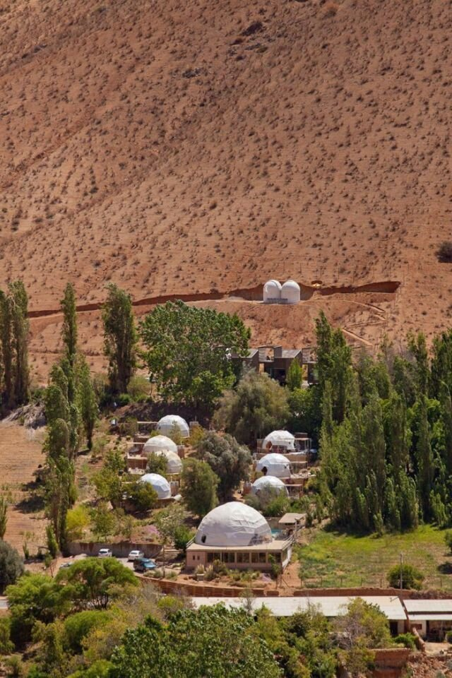 A One-of-a-kind Stargazing Hotel for Keen Astronomers