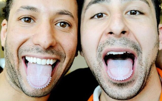 What Is That Strange Thing on Their Tongue?