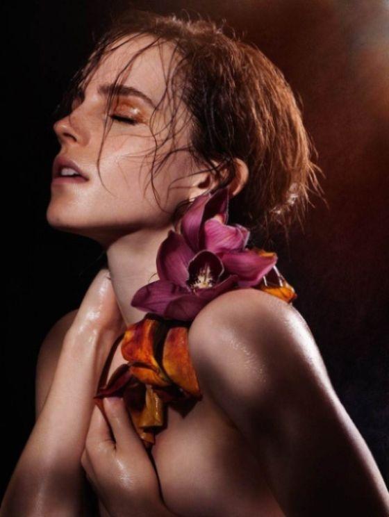 Naked Emma Watson