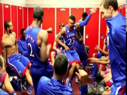 Kansas Jayhawks Ben McLemore Dancing in Locker room