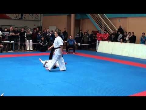 Ridiculous Karate Knockout