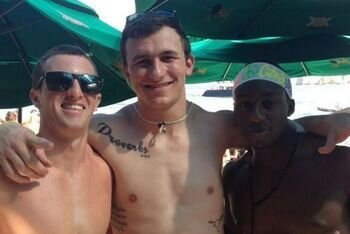 Athletes Who Always Party Like It's Spring Break