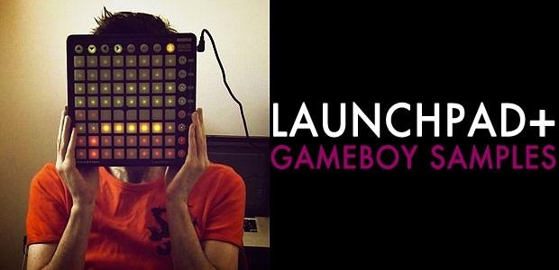 IPad + Launchpad + Gameboy = Musical Genius