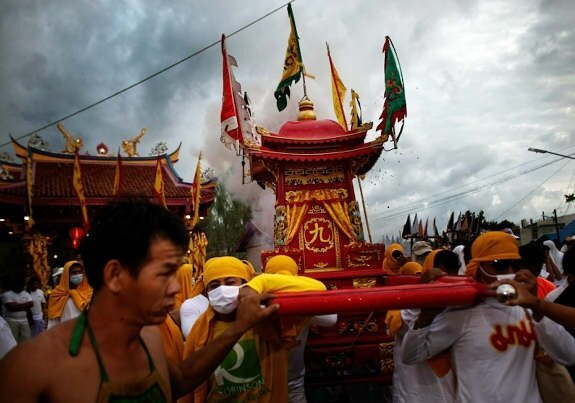 World's Most Disturbing Religious Festival