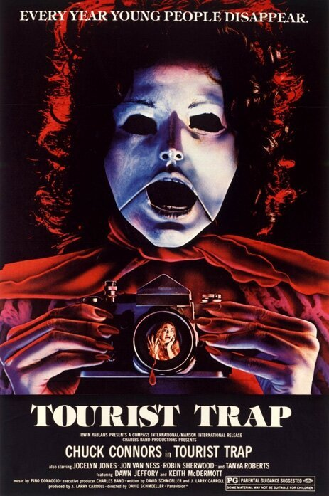 Coolest Horror Movie Posters Ever